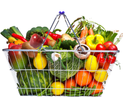 fruit-veg-shopping-basket-transparent-background